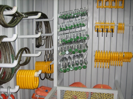 Container Based Workshops And Rigging Lofts Lift Rite 2