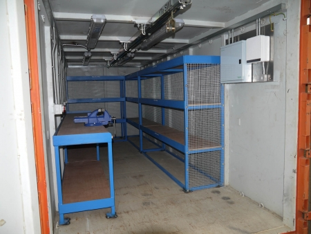 Container Based Workshops And Rigging Lofts Lift Rite 3