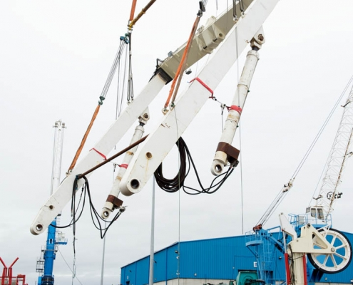 Marine Mobilisation & Demobilisation Lift Rite Engineering Services 1
