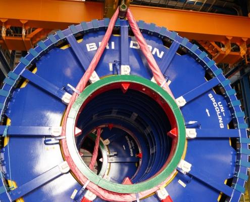 Lift Rite Three 180 Tonne Reels 1