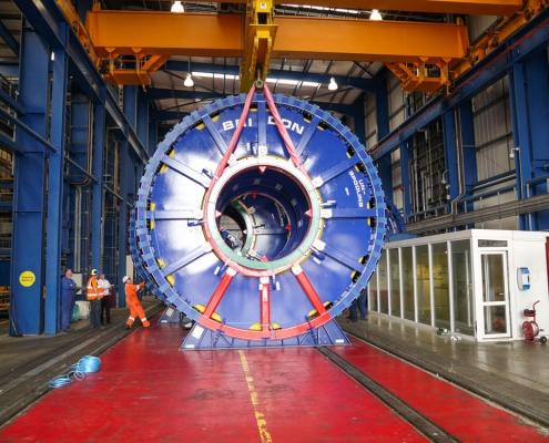 Lift Rite Three 180 Tonne Reels 3