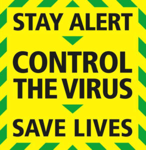 Stay Alert Save Lives